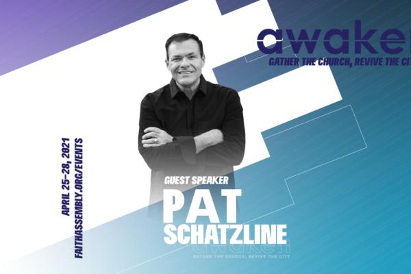 Guest Speaker: Pat Schatzline